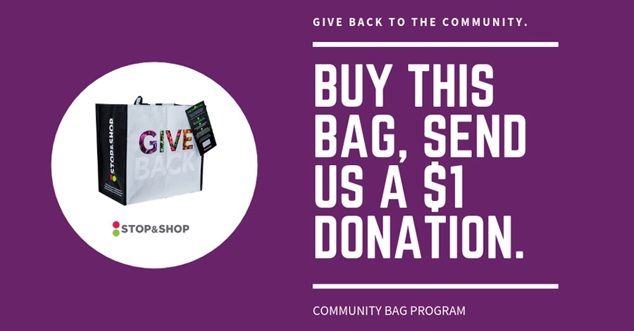 Stop & Shop Reusable Bag Fundraiser