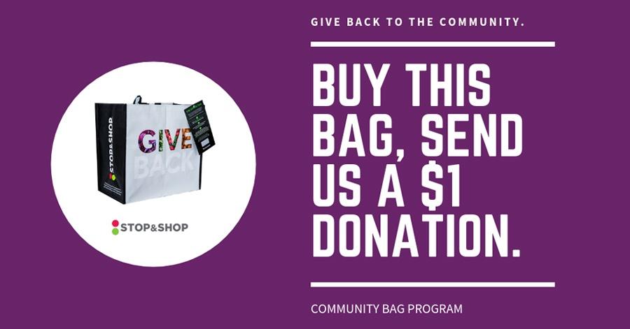 Stop & Shop Reusable Bag Fundraiser